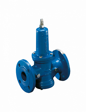 Flanged pressure reducing valve DRVD25